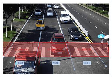 莱州城港路卡口测速系统